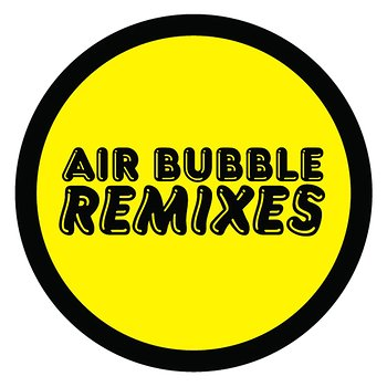 Cover art - Terror Danjah: Air Bubble Remixes