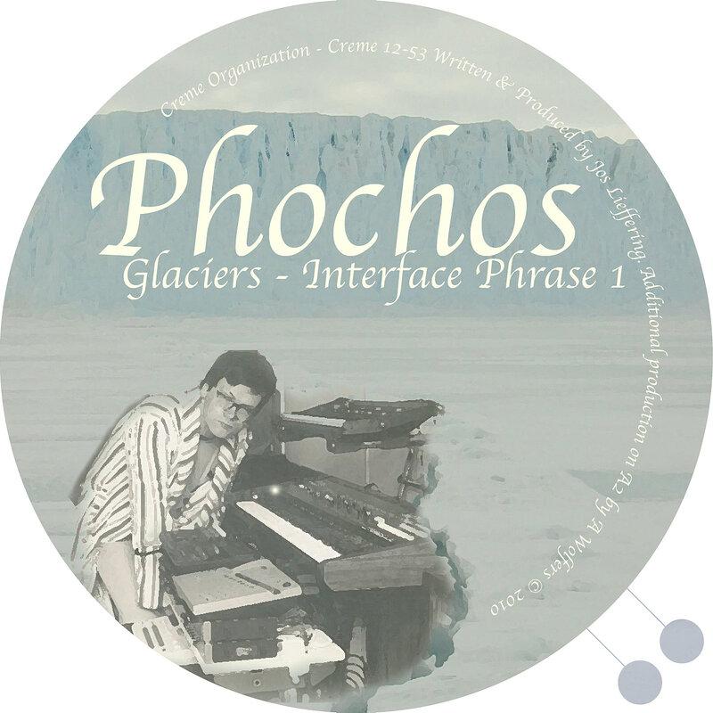 Cover art - Phochos: Glaciers