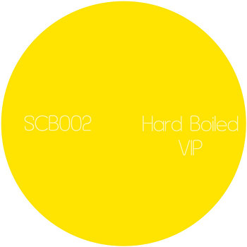 Cover art - SCB: Hard Boiled VIP