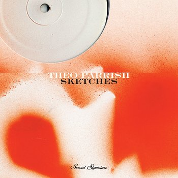 Cover art - Theo Parrish: Sketches