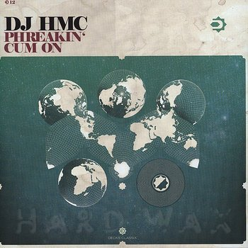 Cover art - DJ HMC: Phreakin'