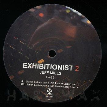 Cover art - Jeff Mills: Exhibitionist 2 (Part 3)