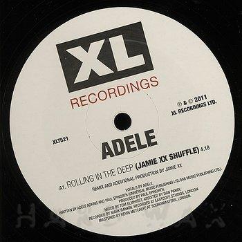Adele: Rolling In The Deep - Hard Wax
