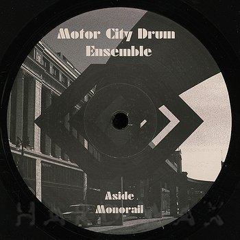 Cover art - Motor City Drum Ensemble: Monorail