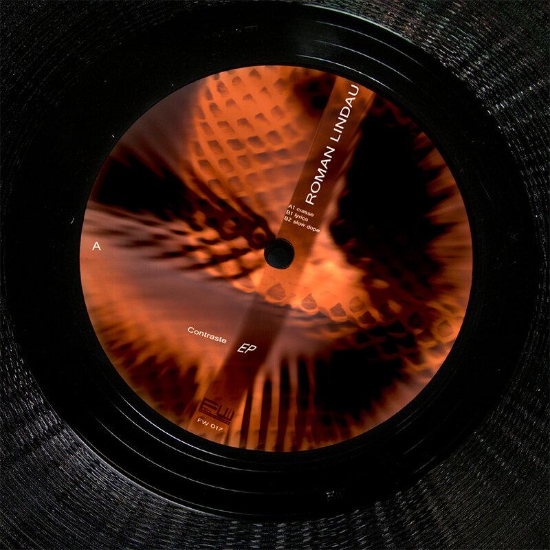 Cover art - Roman Lindau: Contraste EP
