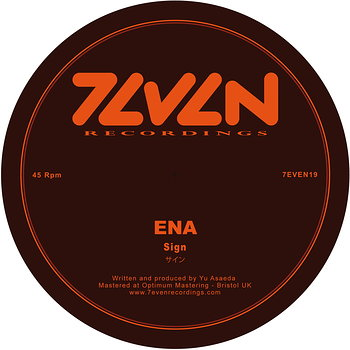 Cover art - Ena: Sign