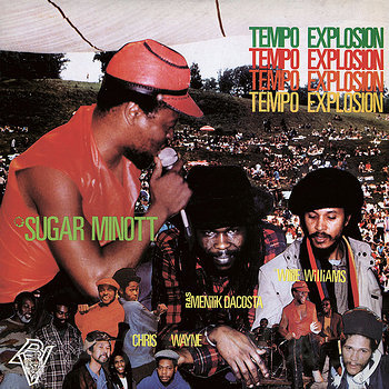 Cover art - Various Artists: Tempo Explosion