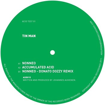 Cover art - Tin Man: Acid Test 01