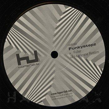 Cover art - Funkystepz: Fuller