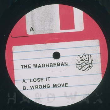 Cover art - The Maghreban: Lose It