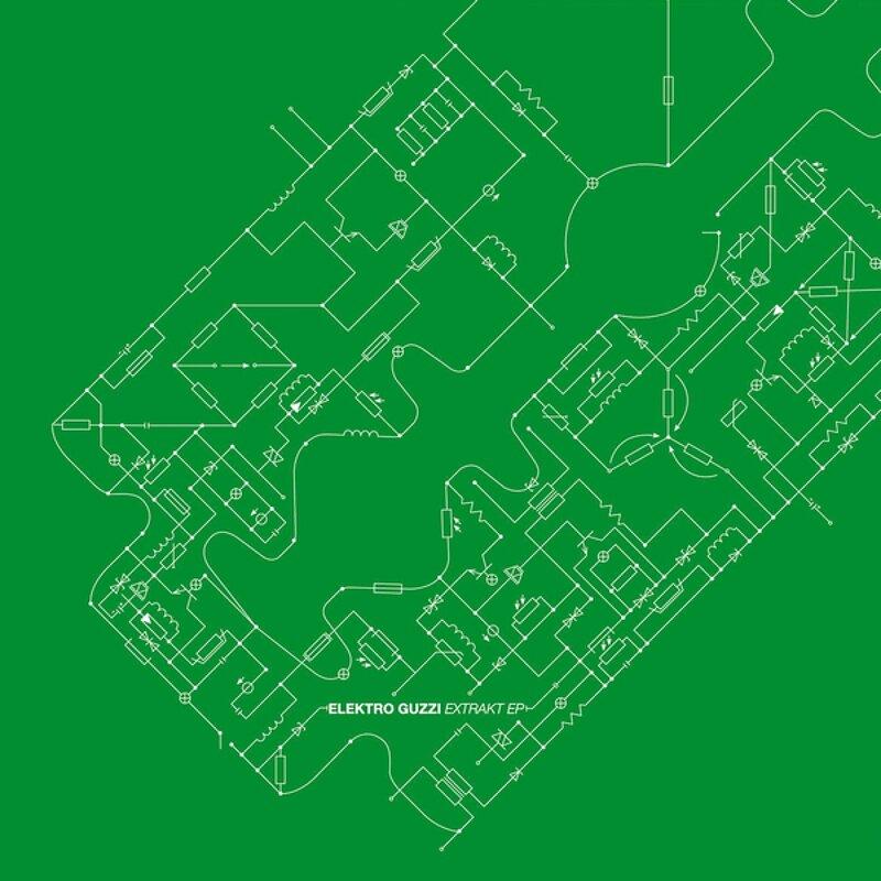Cover art - Elektro Guzzi: Extrakt EP