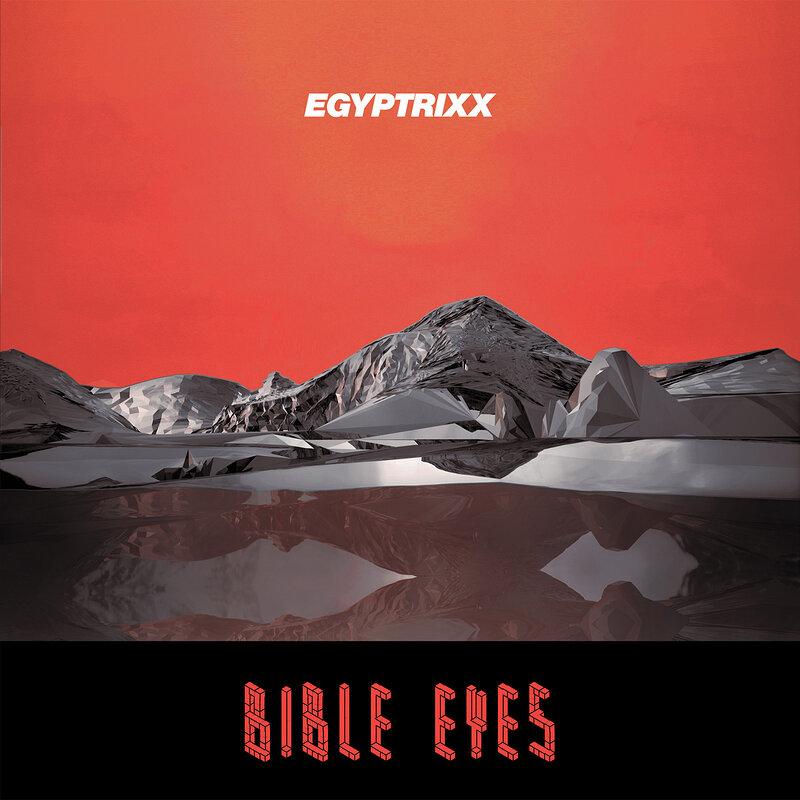 Cover art - Egyptrixx: Bible Eyes