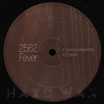 Cover art - 2562: Fever