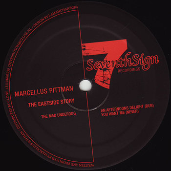Cover art - Marcellus Pittman: The Eastside Story