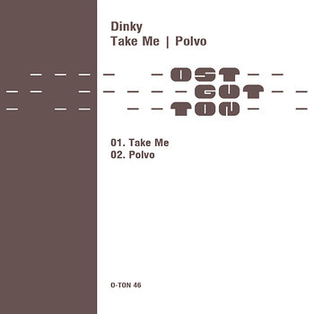Cover art - Dinky: Take Me