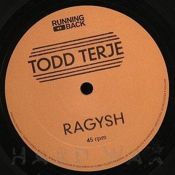 Cover art - Todd Terje: Ragysh