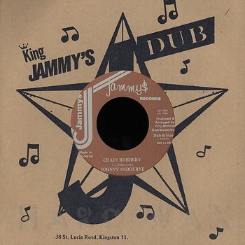 Cover art - Johnny Osbourne: Chain Robbery