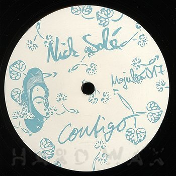 Cover art - Nick Solé: Contigo