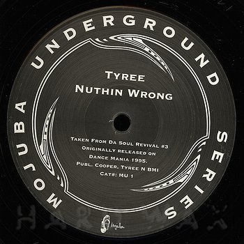 Cover art - Tyree: Nuthin Wrong