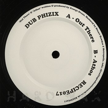 Cover art - Dub Phizix: Out There