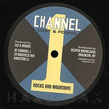 Cover art - Unknown: Rocks And Mountains