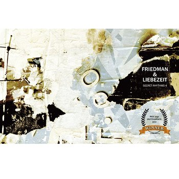 Cover art - Burnt Friedman & Jaki Liebezeit: Secret Rhythms 4