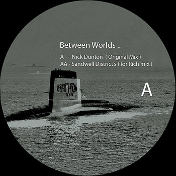 Cover art - Nick Dunton: Between Worlds