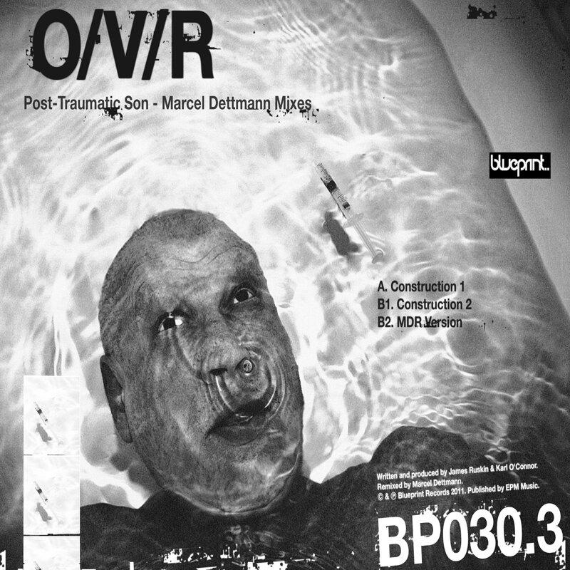 Cover art - O/V/R: Post-Traumatic Son - The Marcel Dettmann Mixes
