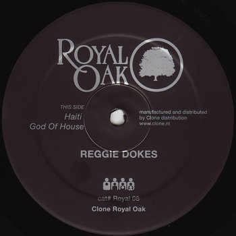 Cover art - Reggie Dokes: Haiti