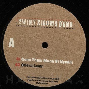 Cover art - Owiny Sigoma Band: Owiny Sigoma Band