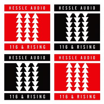 Cover art - Various Artists: Hessle Audio: 116 & Rising