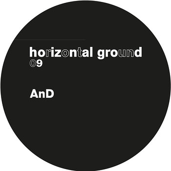 Cover art - AnD: Horizontal Ground 9