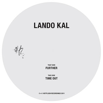 Cover art - Lando Kal: Further