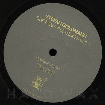 Cover art - Stefan Goldmann: Emptying The Vaults Vol. 1