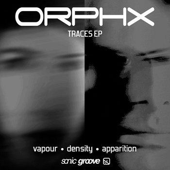 Cover art - Orphx: Apparition