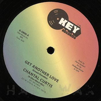 Cover art - Chantal Curtis: Get Another Love
