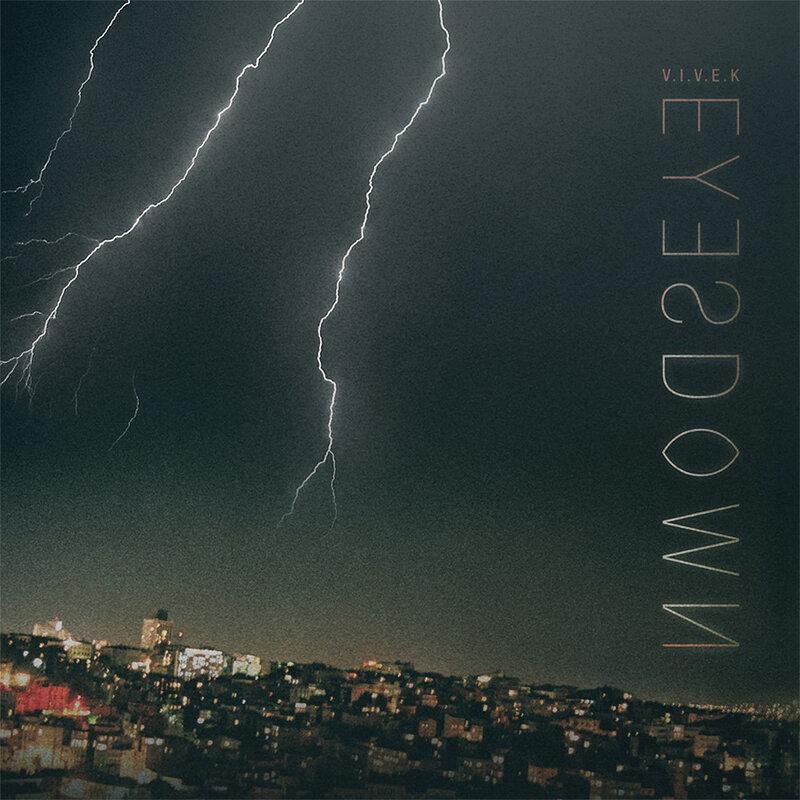 Cover art - V.I.V.E.K.: Eyes Down EP