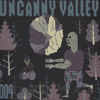 Cover art - Various Artists: Uncanny Valley 4
