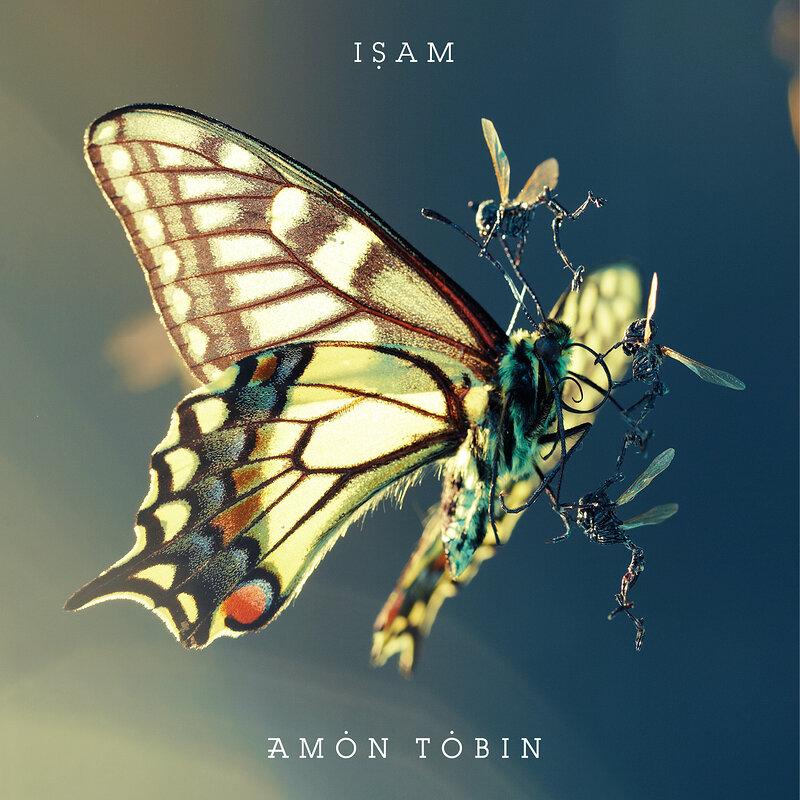 Cover art - Amon Tobin: Isam