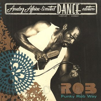 Cover art - Rob: Funky Rob Way