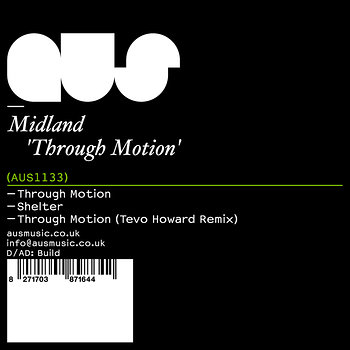 Cover art - Midland: Through Motion