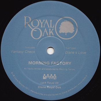 Cover art - Morning Factory: Fantasy Check