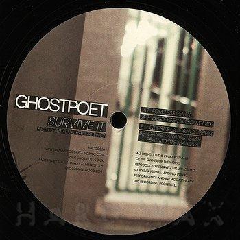 Cover art - Ghostpoet: Survive It