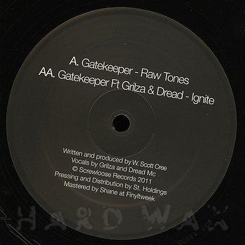 Cover art - Gatekeeper: Raw Tones
