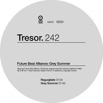 Cover art - Future Beat Alliance: Grey Summer