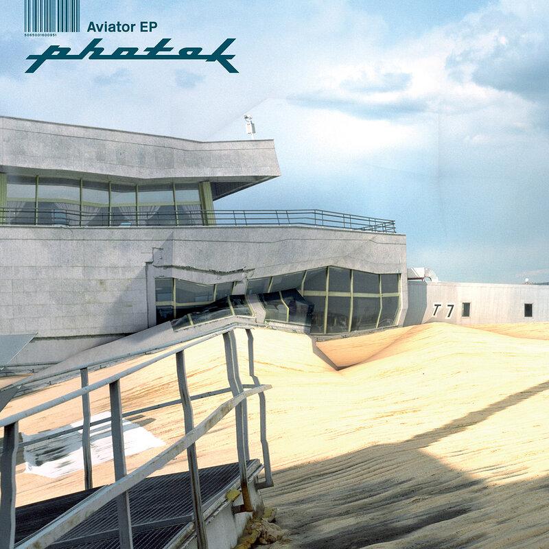 Cover art - Photek: Aviator