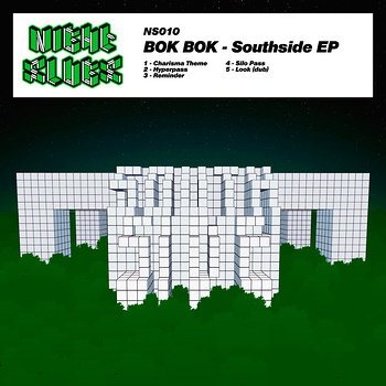 Cover art - Bok Bok: Southside EP