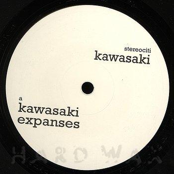 Cover art - Stereociti: Kawasaki