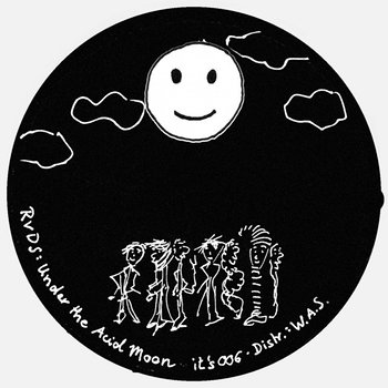 Cover art - Rvds: Under The Acid Moon