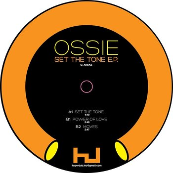 Cover art - Ossie: Set The Tone EP